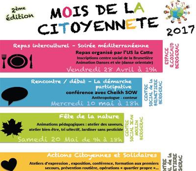 Mois de la citoyenneté CS Brunetière