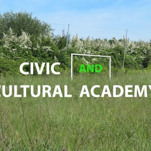 Civic and Cultural Academy - Cover