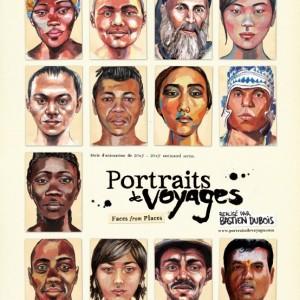 Portraits de Voyages, Colombie : Fourmis gros cul de Bastien Dubois