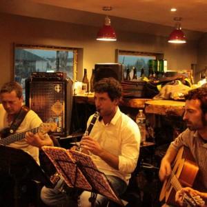 Thomas de Conti Trio - Tous droits réservés