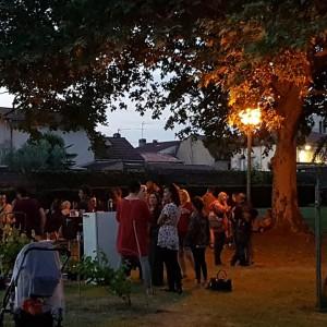Concert aux jardins partagés - 25.05.2018