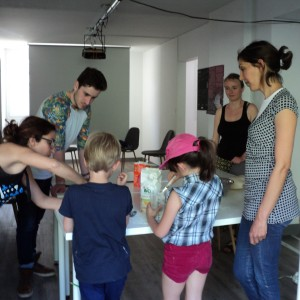Atelier Gnac Gnac mai 2018