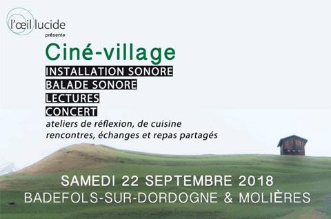 Ciné Village-L'oeil Lucide